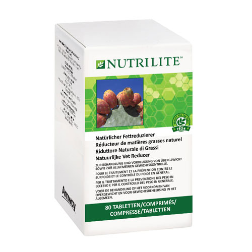 MJ Associates packaging for Amway Nutrilite